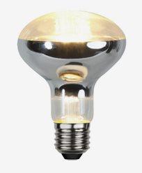 Star Trading Illumination LED Klar R80 E27 2700K 7W (≈55W)