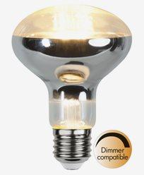 Star Trading LEDlampa Klar R80 E27 7W/827 (55W)
