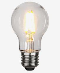 Star Trading LED-lampa PC-plast A55 E27 2700K 2,4W (25W)