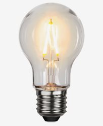 Star Trading LED-lampa PC-plast A55 E27 2200K 0,6W (11W)