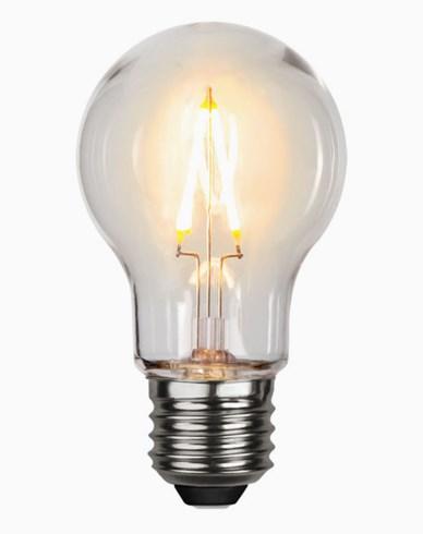 Star Trading LED-pære PC-plast A55 E27 2200K 0,6W (11W)