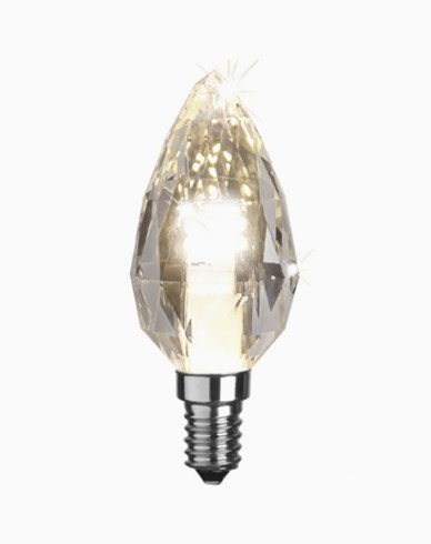 Star Trading Illumination LED Kronljus E14 Klar 2700K 3,5W (27W)