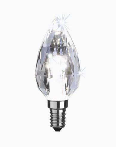 Star Trading Illumination LED Mignonpære E14 Klar 4000K 3,5W