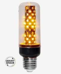 Star Trading  LED-lampa Flame  E27