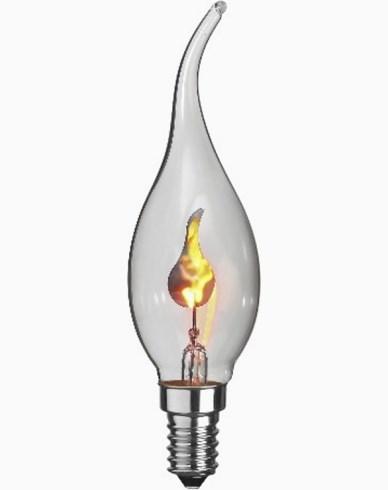 Star Trading Kronljus Flicker flame Romance E14 3W