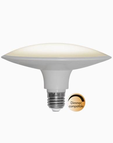 Star Trading LED-lampa High Lumen Vit E27 20W Dimbar