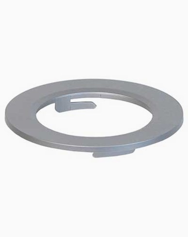Star Trading Downlight accessories, silver rings 2 stykker