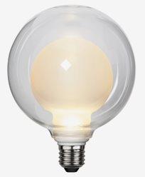 Star Trading LED-lampa Space E27 3,6W/2700K. 3-stegs dim. 366-35
