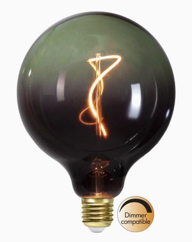 Star Trading Decoration LED-pære E27 G125 COLOURMIX. Green