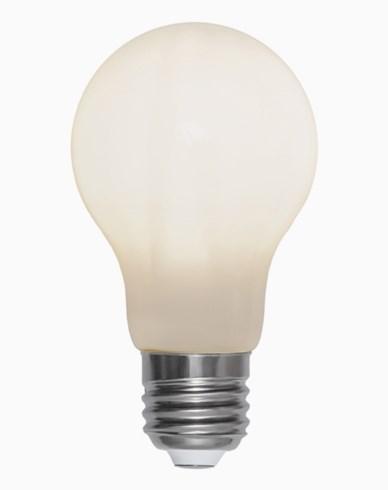 Star Trading Opaliserert LED Normal E27 Dim Ra90 7,5W/827(55W)