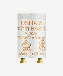 Osram ST 151 Longlife 4-22W. Standardtändare för seriekopplade lysrör