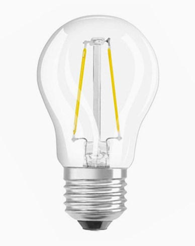 Osram LED Klot E27 1,5W/827 (15W)