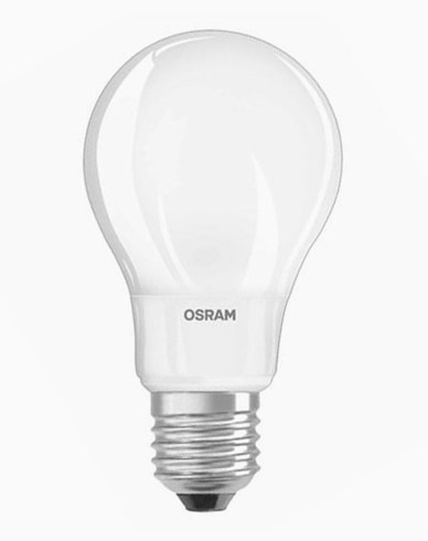 Osram LED RETROFIT CLASSIC A E27 Matt 4,9W/827 (40W)