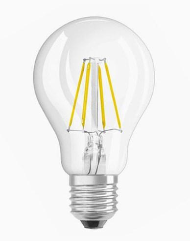 Osram LED-lampa Filament CL RETROFIT CLASSIC A 4W (40W) E27