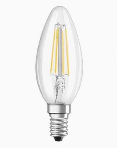 Osram LED Mignon filament RETROFIT CLASSIC B E14 4W/827 (37W)