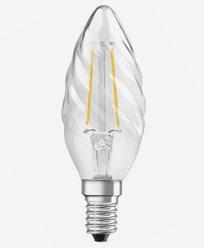 Osram LED Retrofit Kron skruvad E14 2W