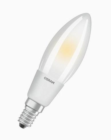 Osram LED Mignon Matt RETROFIT CLASSIC B E14 FR 5W/827 (40W) Dimbar