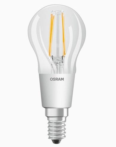 Osram LED filament Krone pære RETROFIT CLASSIC P E14 4,5W/827 (40W) Dimbar
