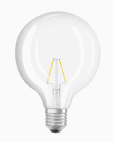 Osram LED RETROFIT Filament Classic Globe E27 2W/827 (25W)