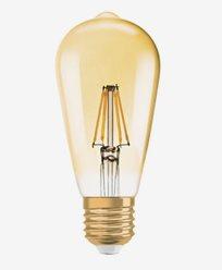Osram Vintage 1906 LED Edison E27, 7W Dim