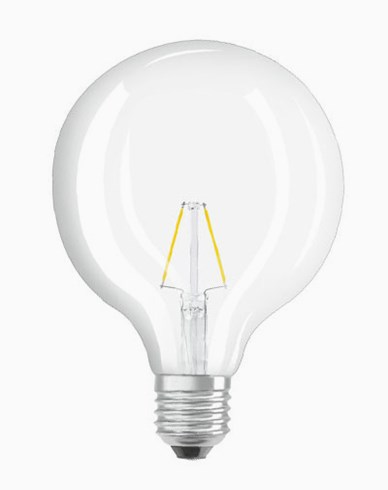 Osram LED RETROFIT Filament Classic Globe E27 4W/827 (40W)
