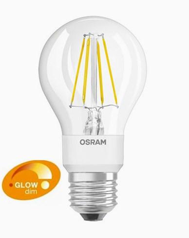 Osram LED RETROFIT GLOWdim Classic A 7W/827 E27 (55W)