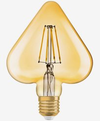 Osram LED VINTAGE 1906 Heart 40 4,5W/825 (40W) E27