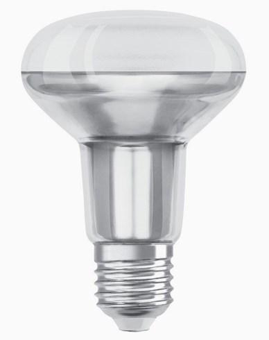 Osram LED RETROFIT ST R80 60 36° 5,9W/827 E27. Dimbar