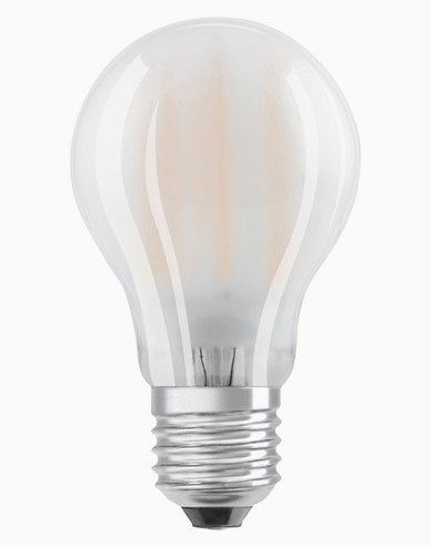 Osram LED-lampa CL A Normal E27 2,8W/827 (25W) Frost. Dimbar