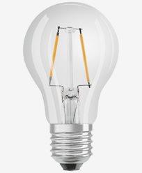 Osram LED RETROFIT CLASSIC A 2,8W/827 E27 Dim