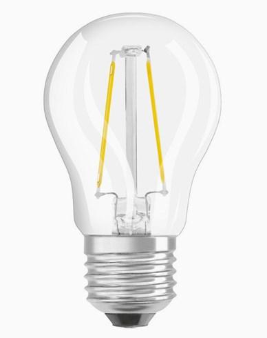 Osram LED-lampa CL P klot E27 Dim 3,3W/827 Dim