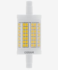 Osram LEDLINE LED-pære R7s 78mm 11,5W/827 (100W)
