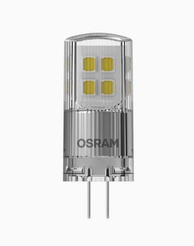 Osram LED-pære P PRO G4 stift 2W/827 (20W) 320°. Dimbare