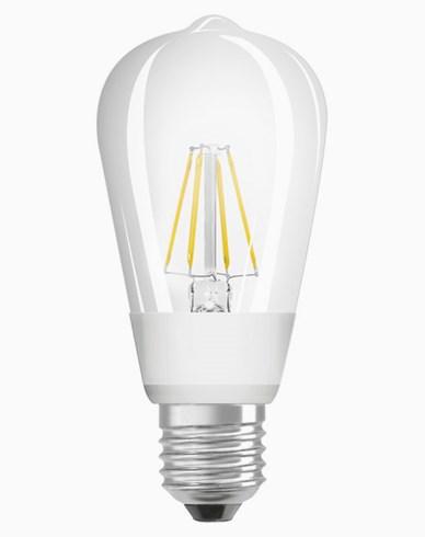Osram LED-lampa Filament Edison E27 GLOWdim 7W (60W)