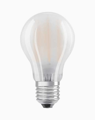 Osram LED-lampa CL A Normal E27 8W/827 (75W) Fr