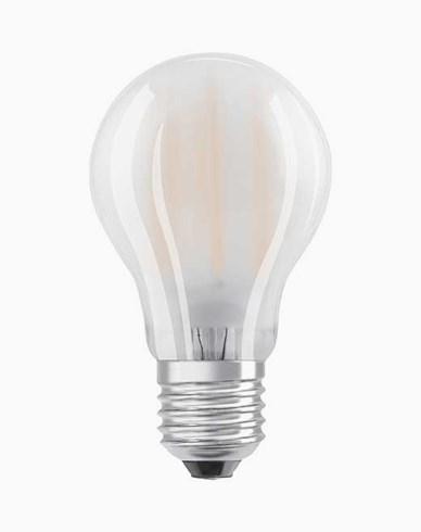 Osram LED-pære CL A Normal E27 8W/827 (75W) Fr