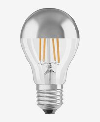 Osram LED-lampa Retrofit CL A Toppförspeglad E27 7W (51W)