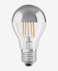 Osram LED-pære Retrofit CL A Toppforspeilet E27 7W (51W)