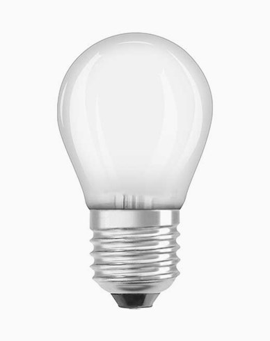 Osram LED-lampa CL P klot E27 Dim 5W/827 (40W) Fr