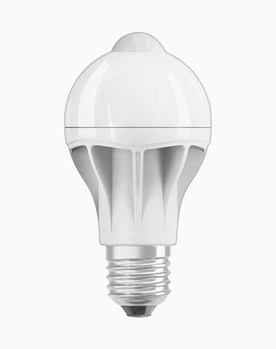 Osram LED-pære Normal CL A E27 Motion Sensor 9W (60W)