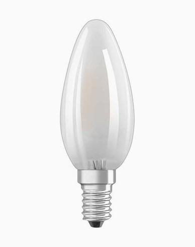 Osram LED-lampa CL B Kronljus E14 Dim 5W/827 (50W)