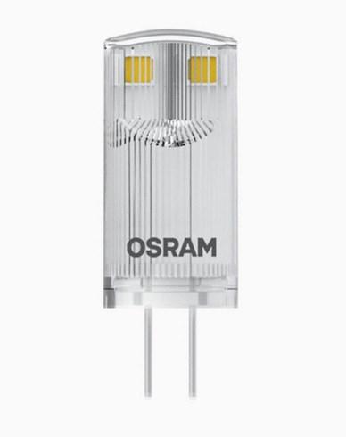 Osram LED-lampa P PRO G4 stift 0,9W/827 (10W) 300°.