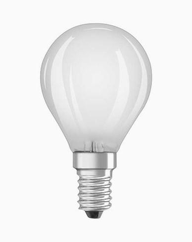 Osram LED Star CL P klotlampa E14 4W (40W)