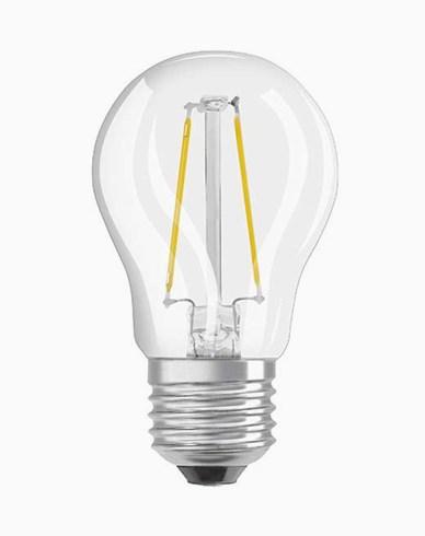 Osram LED kronepære CL P E27 Dim 4,5W/827 (40W)