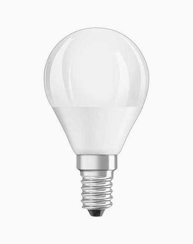 Osram LED-lampa Klot CL P E14 Duo Click Dim 5,5W (40W)