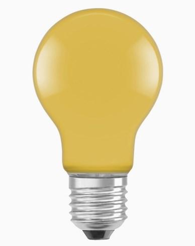 Osram LED-lampa CL A DécorYellow E27 2W (15W)
