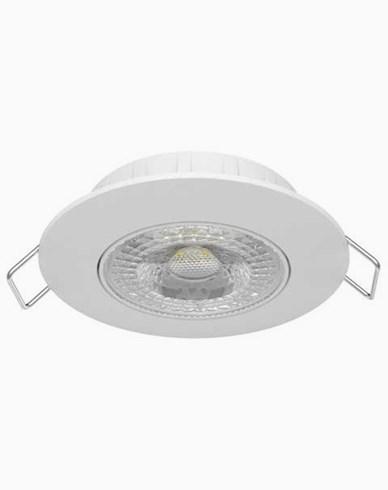 Airam Cosmo LED 5,5W/830 downlight IP20 dimbar Vit