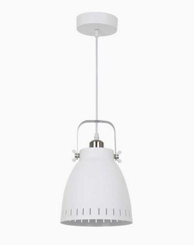 Airam SANSA taklampe pendel Hvit / Sølv
