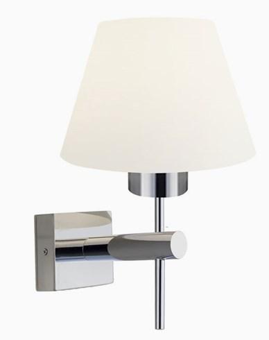 Airam Spa Amalfi LED väggarmatur 4,5W/830 IP44, krom