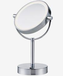 Airam Spa Cabo Mirror LED bordlampe 4W/830 IP20, 3x forstørrelse, krom